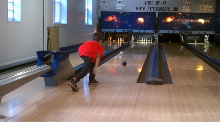 Patterson Bowling Center In Maryland Is The Oldest Operating
