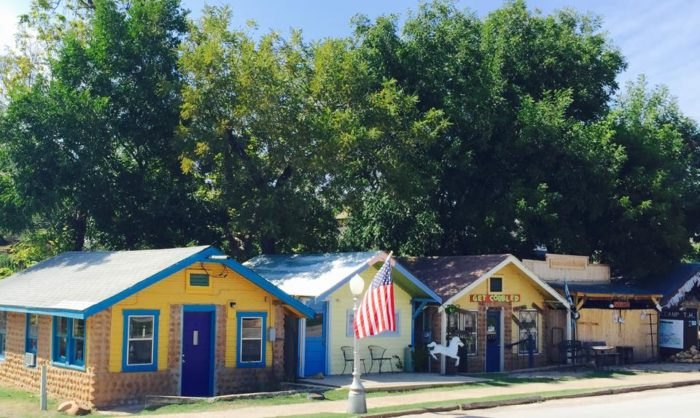 Medicine Park In Oklahoma Is One Of The Coolest Small Towns