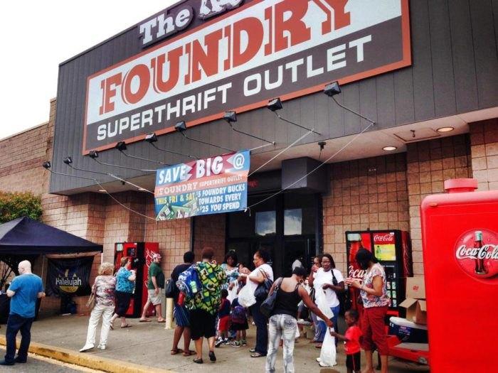 10 Best Thrift Stores In Alabama