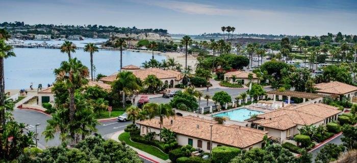 Newport Dunes Rv Park >> Newport Dunes Waterfront Resort And Marina Is One Of The Best