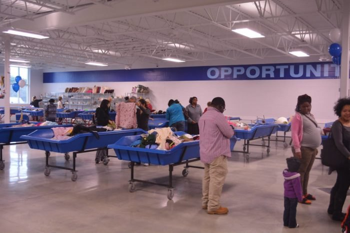 Goodwill Greenville Sc >> The Goodwill Clearance Center Is The Greatest Thrift Shop In