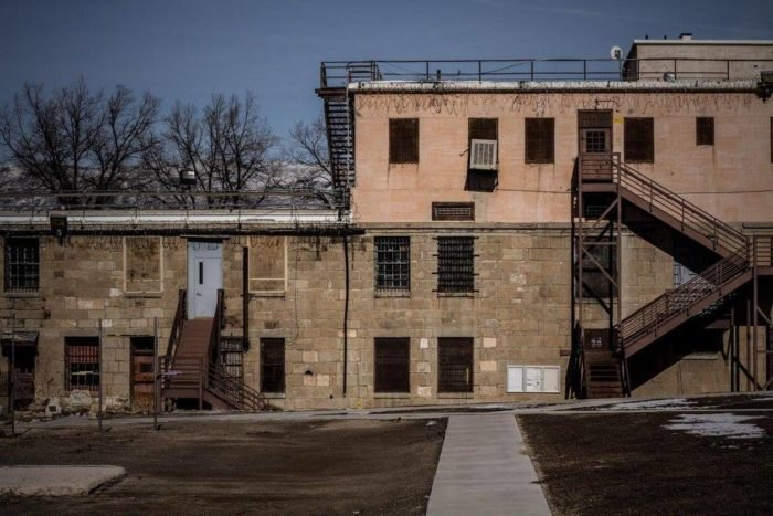 The Story Behind This Haunted Nevada Prison Will Give You