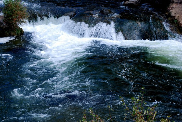 The Portneuf River Through Lava Hot Springs: Best Tubing/Floating in the Country