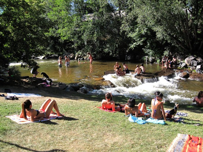 There's Nothing Better Than Colorado's Natural Lazy River On