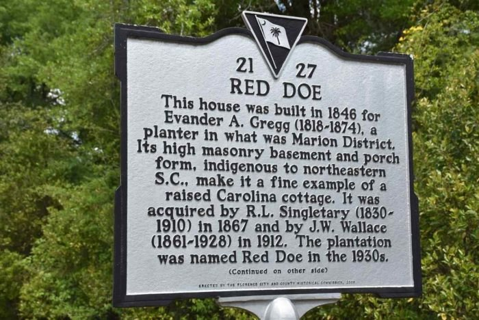 17 Staggering Photos Of Red Doe, An Abandoned Plantation In