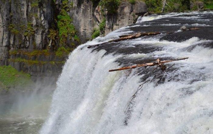 Mesa Falls, Idaho - Road Trip Natural Wonder