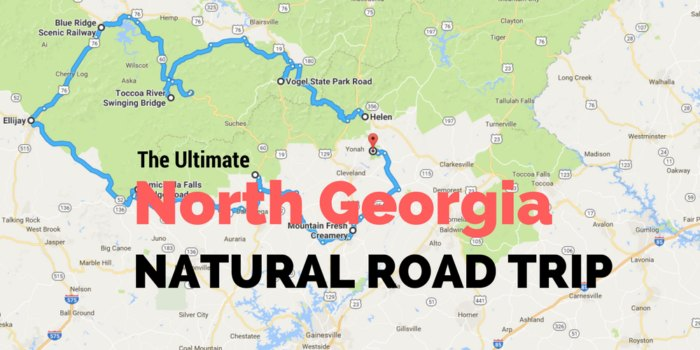 The Ultimate North Georgia Road Trip Is a Perfect Natural ... on harris county, gilmer county, brasstown bald, cleveland map, historic south, warner robins, douglas county, franklin county, stephens county, armstrong atlantic map, new mexico map, southern rivers, arkansas map, south carolina map, union map, madison county, gwinnett county, putnam county, cumberland plateau map, acworth map, houston map, rio grande map, jefferson county, inland empire, dekalb county, delaware map, atlanta metropolitan area, missouri map, blue ridge mountains,