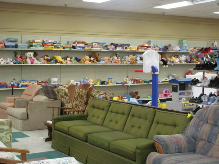 d01b94d1 A+ Thrift Store - Facebook. Not to mention a huge kids' section that your  little ones will love!