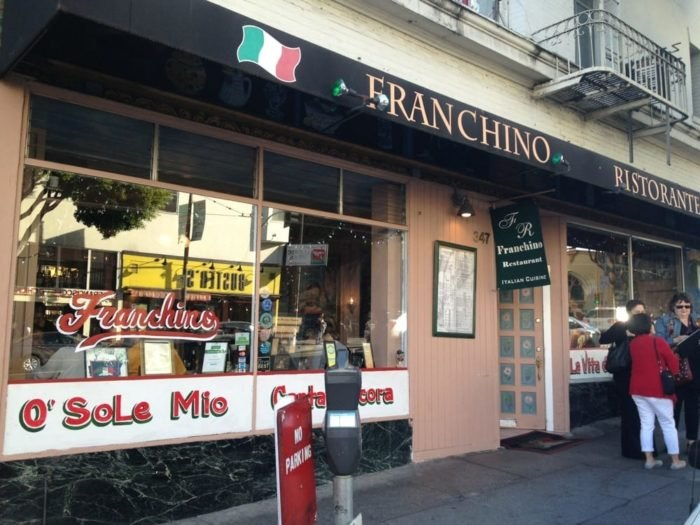 Franchino Is The Best Mom And Pop Restaurant In San Francisco
