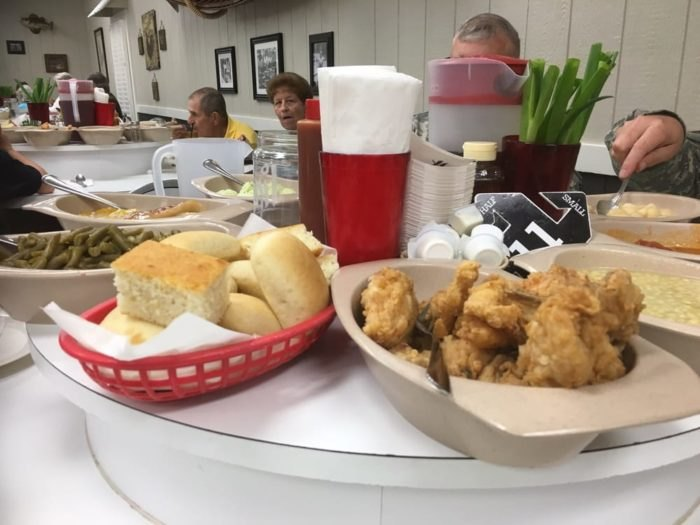 11 Small Town Family Kitchens In Georgia That Serve Meals