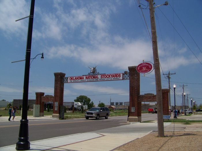Stockyard City: The Small City In Oklahoma Frozen In Time