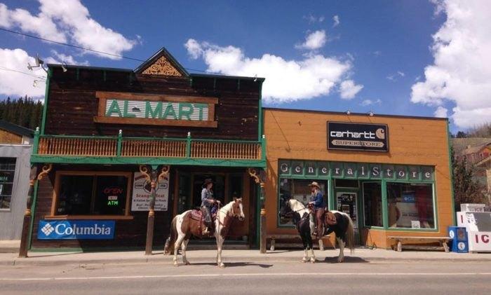 4e2ef2a7af The Oldest General Store Near Denver Has A Fascinating History