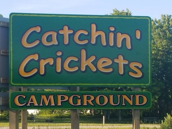 9 Campgrounds In Michigan That Don't Require A Reservation