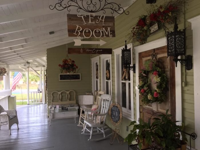 Visit These 11 Charming Tea Rooms In Florida For A Piece