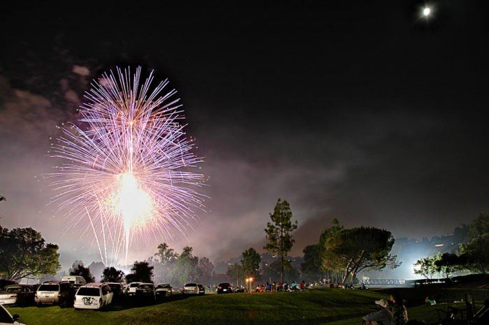 4 of july fireworks near me