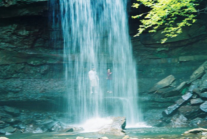 The 6 Best Waterfall Swimming Holes In Pennsylvania To Visit This Summer