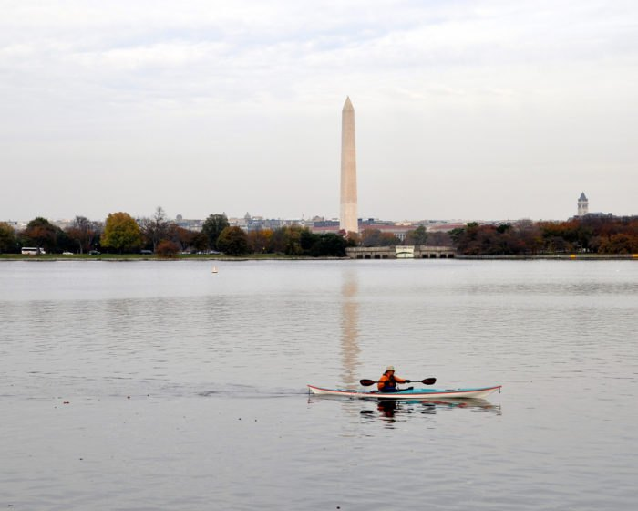 10 Best Places In Washington Dc For Kayaking And Canoeing