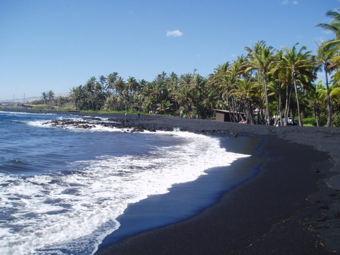 Hawaii S Punalu U Beach Is Unlike Any Other In The World