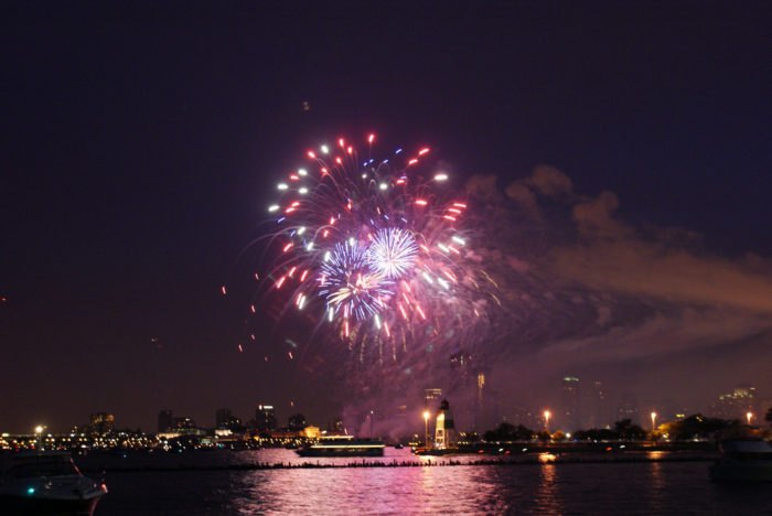 The Best 4th Of July Fireworks Shows In Illinois In 2017