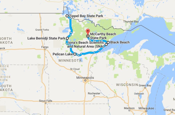 The Hidden Beaches Road Trip To The Best Beaches In Minnesota