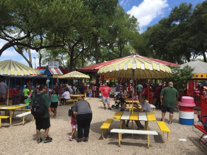 Kiddie Park In Texas Is The Oldest Amusement Park In The