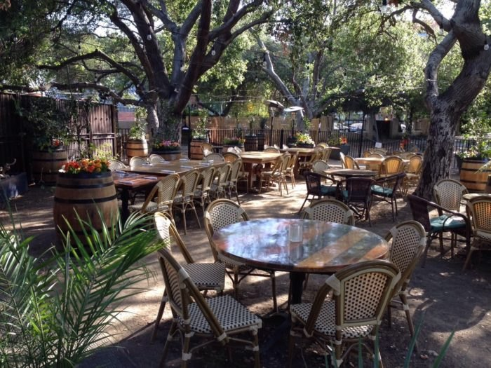 Open Air Dining Lakeside - weather permitting - Yelp