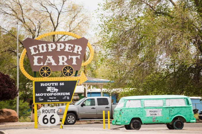 The Small Town Along Route 66 In Arizona With A Story That Will