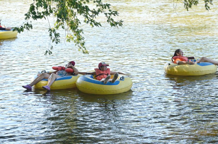 9 Lazy Rivers In Maine That Are Perfect For Tubing On A