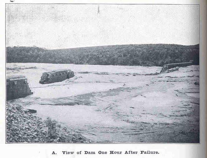The Austin Dam Failure Was A Horrific Catastrophe In 1900