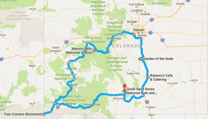 Your Out Of Town Visitors Will Love This Epic Road Trip