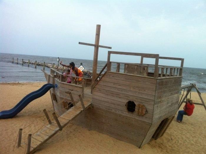Chesapeake Beach Is Best Town Near Washington Dc