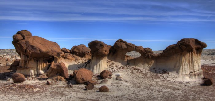 Bisti Wilderness, natural wonders in new mexico