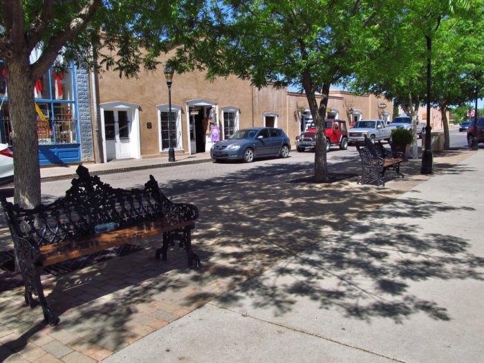 Mesilla, New Mexico towns