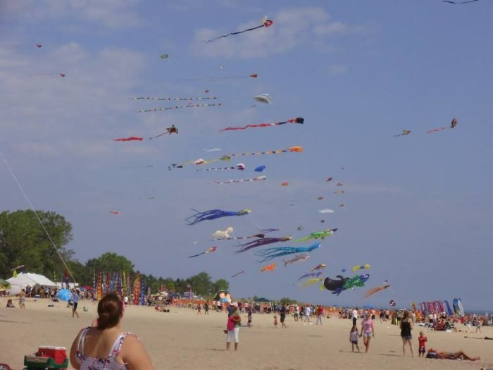 Kites Over Lake Michigan is The Best Kite Festival in Wisconsin