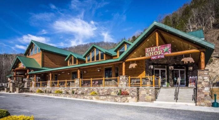 Visit West Virginia's Largest Gift Shop At The Smoke Hole Resort