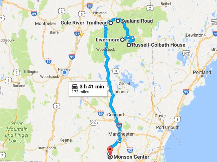 Take This Road Trip Through New Hampshire's Ghost Towns Google Maps Nh on usgs maps nh, area code map nh, google new hampshire, map of nh,