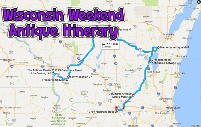 Antique Road Trip: 12 Antique Shops to Visit In Wisconsin