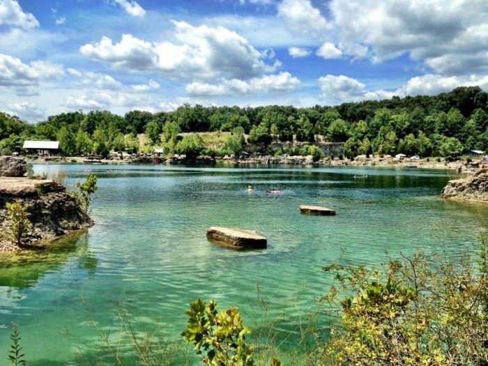 The Best Swimming Hole Near Louisville