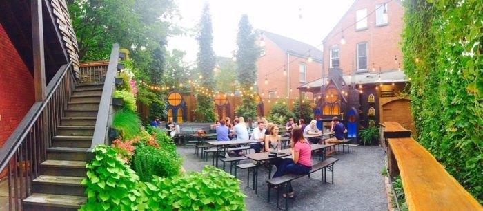 11 Best Restaurants With Outdoor Patios In Louisville