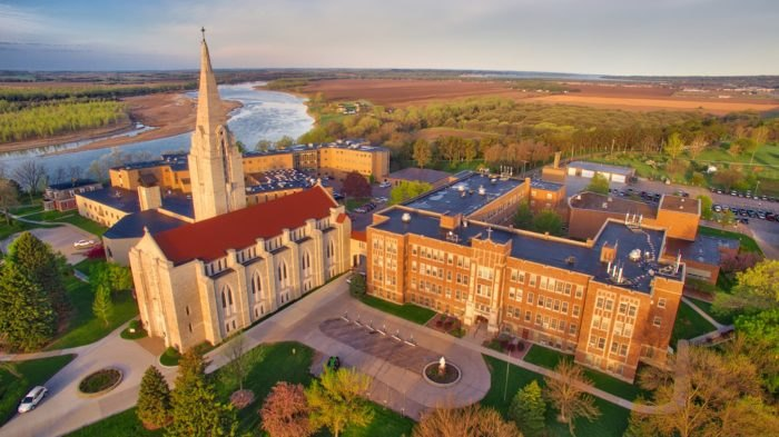Mount Marty College >> Mount Marty College Is One Of The Most Haunted Places In
