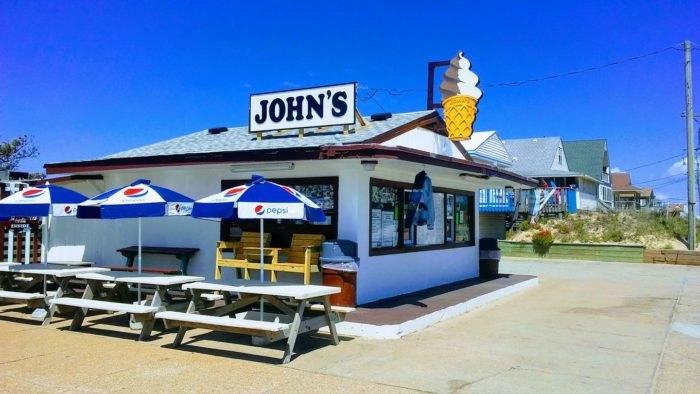 John S Drive In Restaurant Kitty Hawk North Carolina