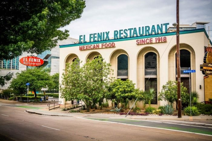 El Fenix Is The Oldest Restaurant In Dallas Fort Worth