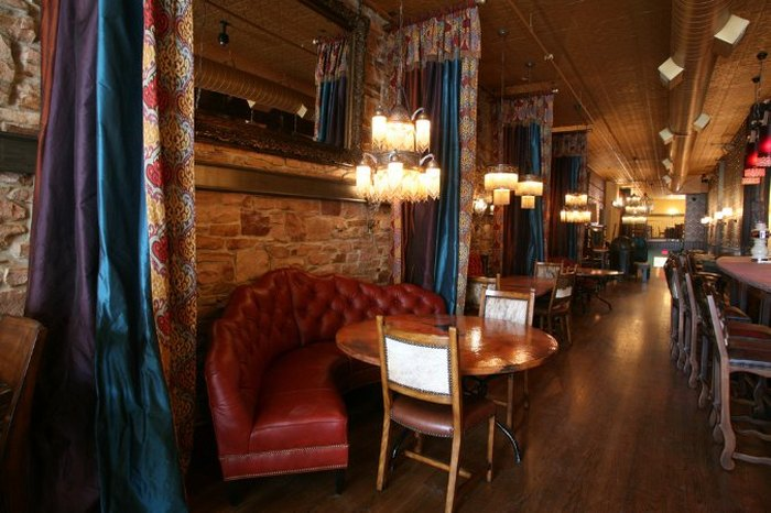 Fine Crawfords Bar Grill Is The Most Stunning Restaurant In Ncnpc Chair Design For Home Ncnpcorg