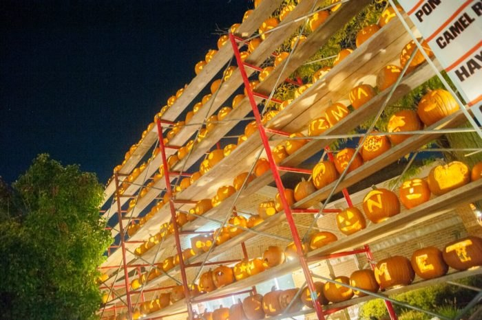 The Illinois Fall Festival With The World's Largest Display Of