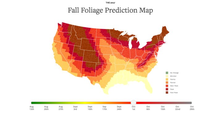 Here Are The Best Times And Places To View Fall Foliage In ... California Fall Color Map on west virginia fall colors map, california fall flowers, california autumn leaves, california colors com, california fall foliage, japan fall colors map, california foliage report, california ground fall, wi fall colors map, california fall colrs, june lake loop map, california decline, iowa fall colors map,