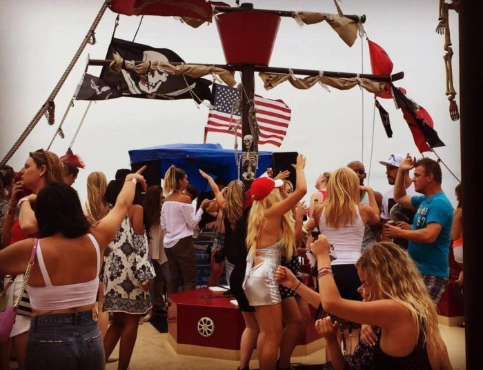 The Boomerang Pirate Ship Is The Best Pirate Cruise In DC