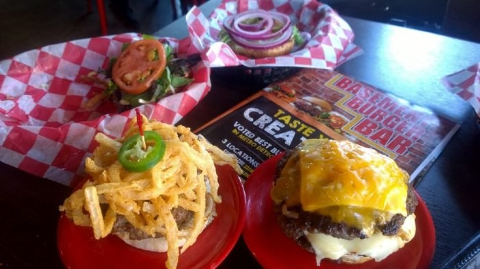 10 Best Burgers In Detroit