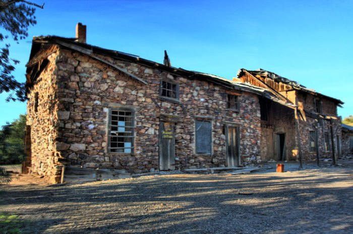 7 Must-Visit Ghost Towns In Arizona