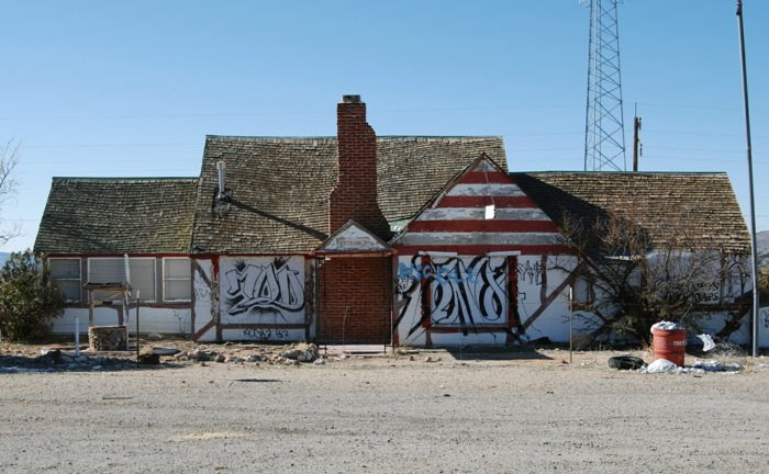 7 Abandoned Places In Arizona That May Be Too Creepy To Visit