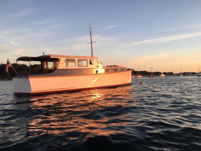 These 7 Rhode Island Boats Are Available for Overnight Stays